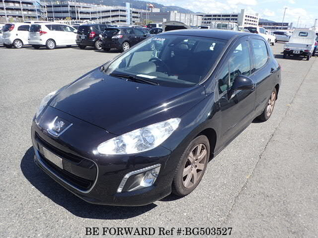 Used 2013 PEUGEOT 308 BG503527 for Sale