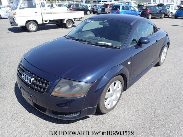 Used 2004 AUDI TT BG503532 for Sale