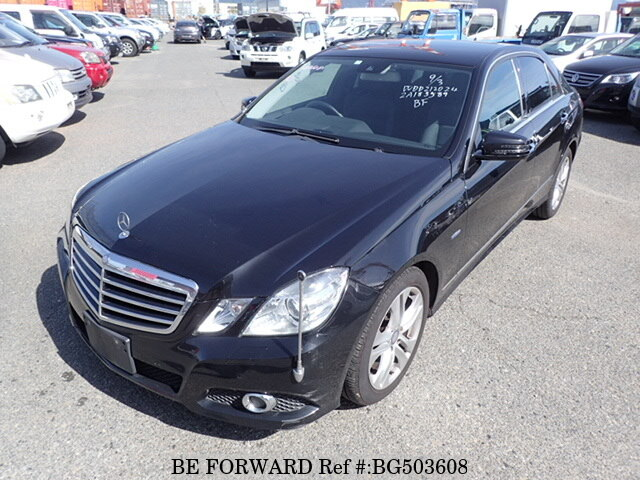 Used 2011 MERCEDES-BENZ E-CLASS BG503608 for Sale