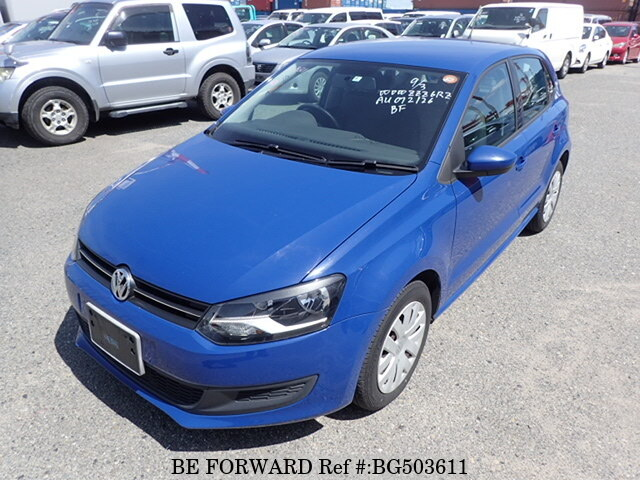 Used 2010 VOLKSWAGEN POLO BG503611 for Sale