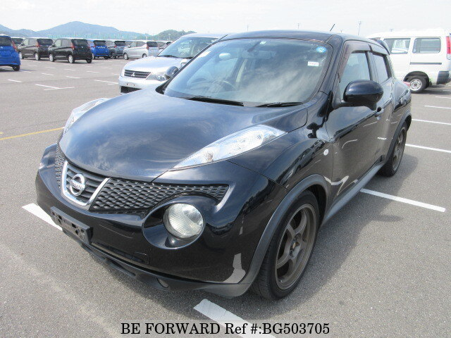 Used 2011 NISSAN JUKE BG503705 for Sale