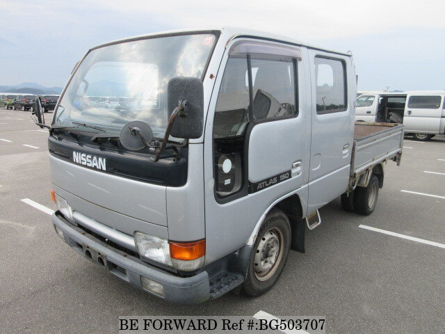 Used 1994 NISSAN ATLAS BG503707 for Sale