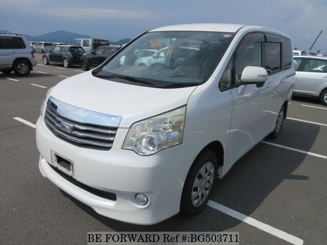 Used 2010 TOYOTA NOAH BG503711 for Sale