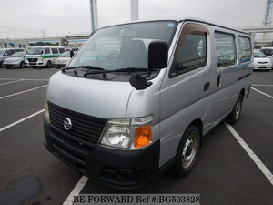 Used 2007 NISSAN CARAVAN VAN BG503828 for Sale