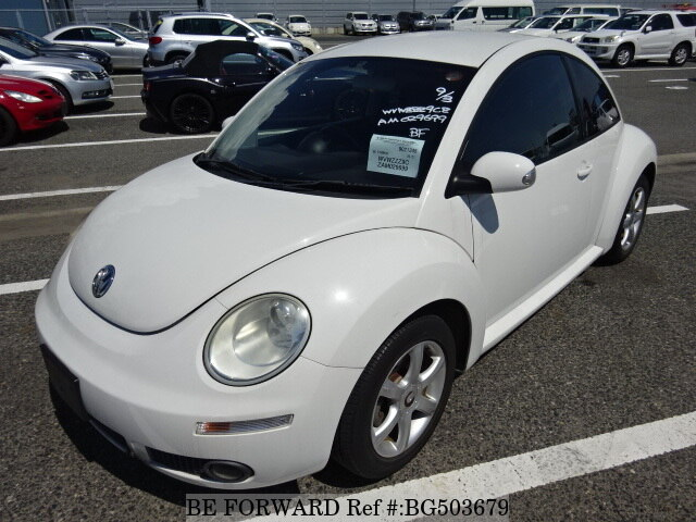Used 2010 VOLKSWAGEN NEW BEETLE BG503679 for Sale