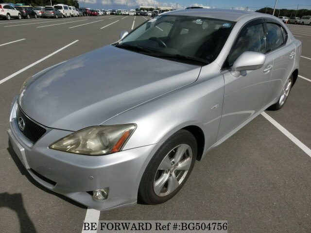 Used 2006 LEXUS IS BG504756 for Sale