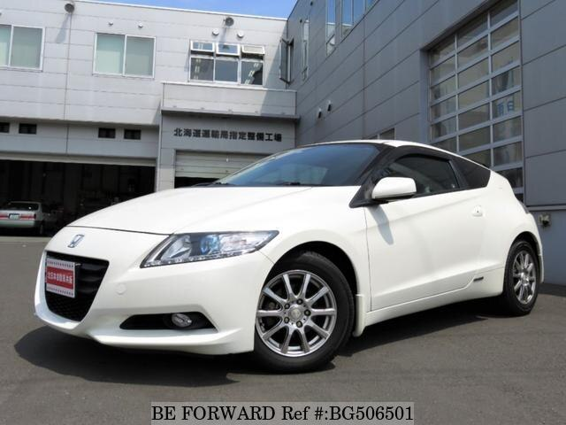 Used 2010 HONDA CR-Z BG506501 for Sale