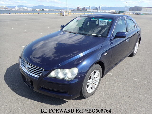Used 2004 TOYOTA MARK X BG505764 for Sale