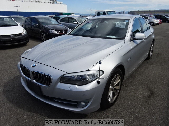 Used 2012 BMW 5 SERIES BG505738 for Sale