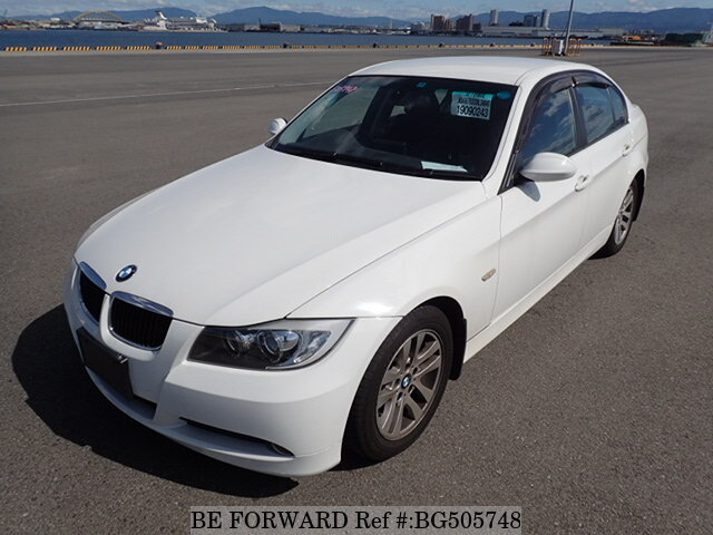 Used 2007 BMW 3 SERIES BG505748 for Sale