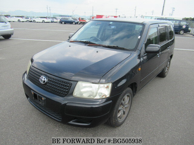 Used 2004 TOYOTA SUCCEED WAGON BG505938 for Sale