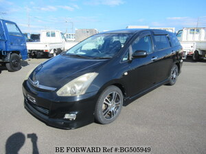 Used 2006 TOYOTA WISH BG505949 for Sale
