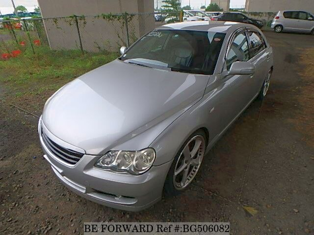 Used 2006 TOYOTA MARK X BG506082 for Sale