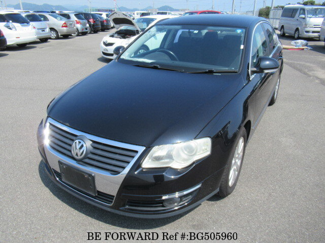 Used 2009 VOLKSWAGEN PASSAT BG505960 for Sale