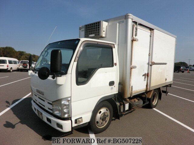 Used 2010 ISUZU ELF TRUCK BG507228 for Sale