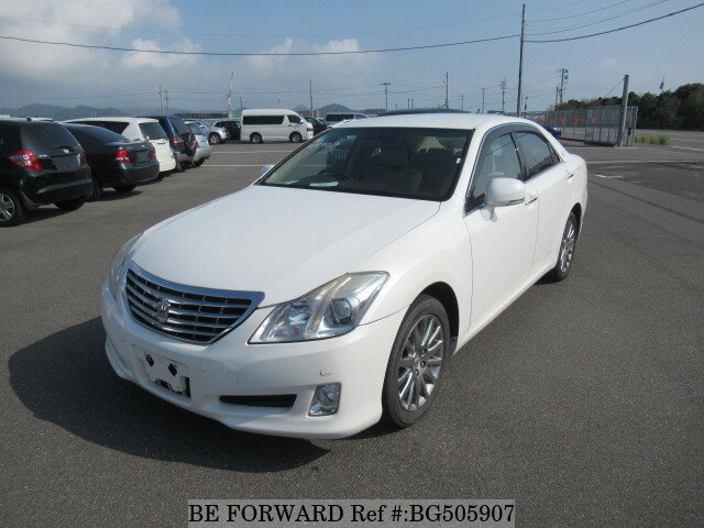 Used 2008 TOYOTA CROWN BG505907 for Sale
