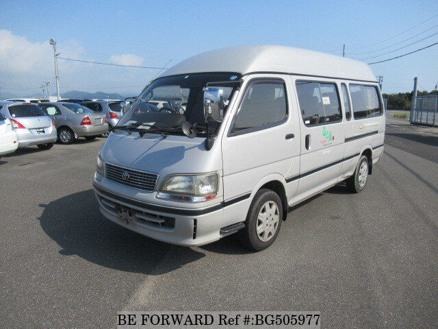 Used 1999 TOYOTA HIACE WAGON BG505977 for Sale
