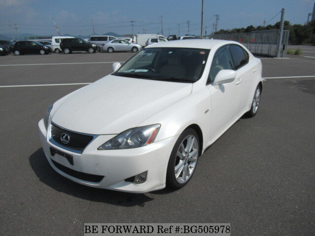 Used 2006 LEXUS IS BG505978 for Sale