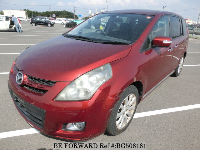 Used 2006 MAZDA MPV BG506161 for Sale