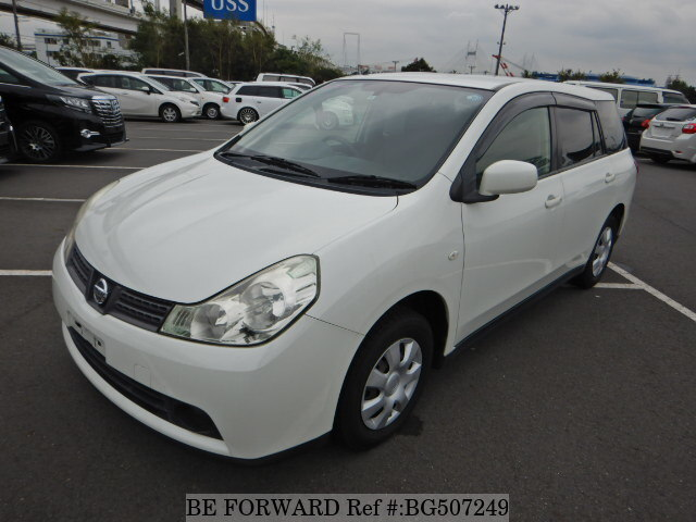 Used 2012 NISSAN WINGROAD BG507249 for Sale