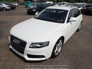 Used 2008 AUDI A4 BG507688 for Sale
