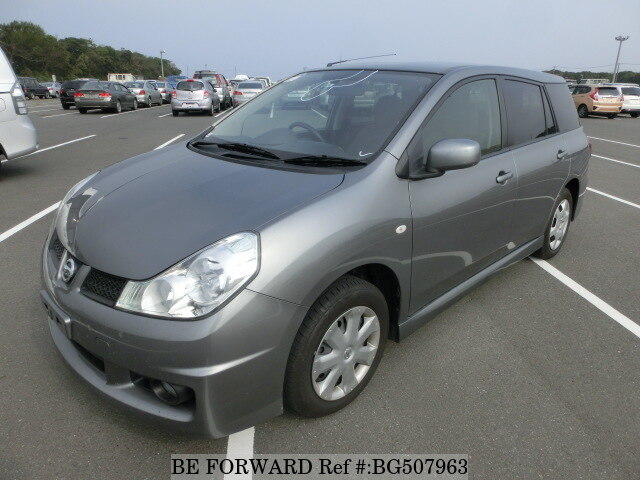 Used 2014 NISSAN WINGROAD BG507963 for Sale