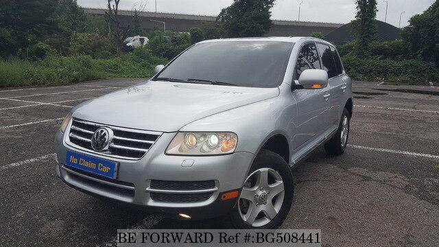 Volkswagen Touareg For Sale >> Used 2006 Volkswagen Touareg For Sale Bg508441 Be Forward