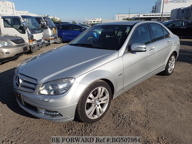 Used 2011 MERCEDES-BENZ C-CLASS BG507984 for Sale