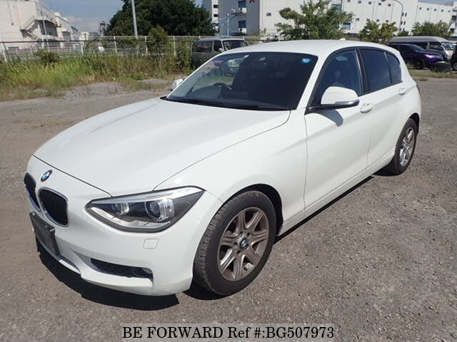Used 2013 BMW 1 SERIES BG507973 for Sale