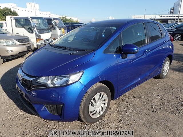 Used 2017 HONDA FIT BG507981 for Sale