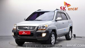 Used 2007 KIA SPORTAGE BG508529 for Sale