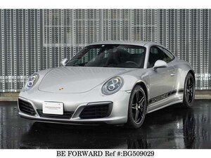 Used 2016 PORSCHE 911 BG509029 for Sale