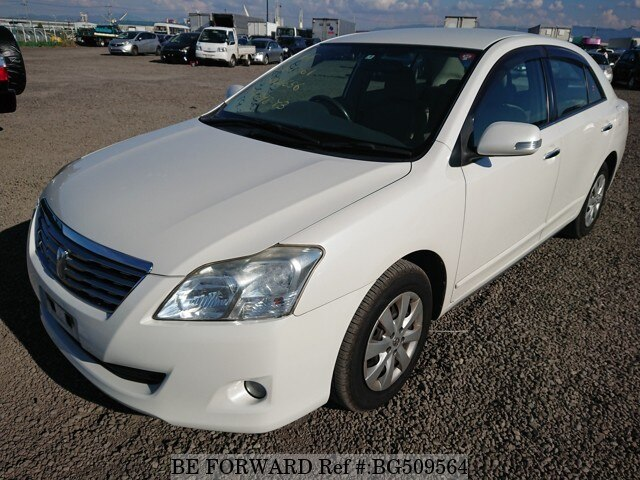 Used 2009 TOYOTA PREMIO BG509564 for Sale