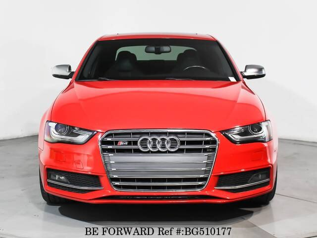 Used 2014 AUDI S4 BG510177 for Sale
