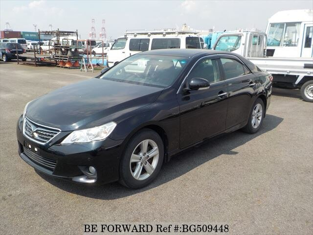 Used 2010 TOYOTA MARK X BG509448 for Sale