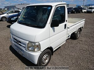 Used 2003 HONDA ACTY TRUCK BG509598 for Sale