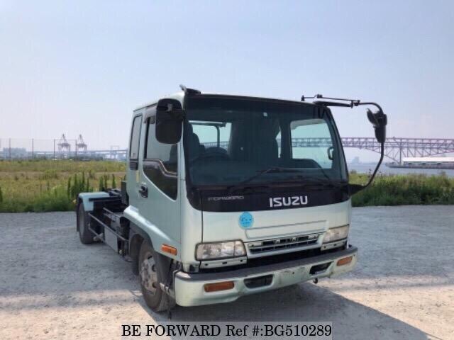 2005 ISUZU Forward