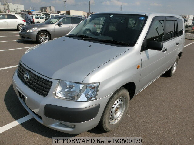 Used 2014 TOYOTA SUCCEED VAN BG509479 for Sale
