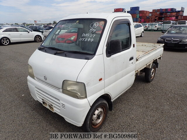 Used 1999 SUZUKI CARRY TRUCK BG509866 for Sale