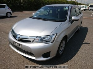Used 2014 TOYOTA COROLLA FIELDER BG509889 for Sale