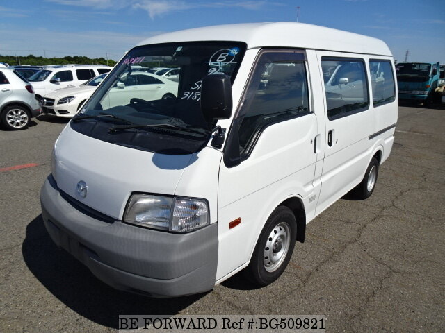 Used 2006 MAZDA BONGO VAN BG509821 for Sale