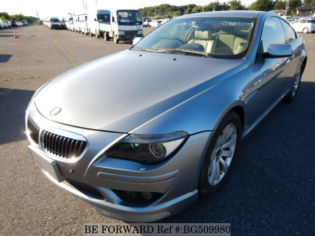 Used 2004 BMW 6 SERIES BG509980 for Sale