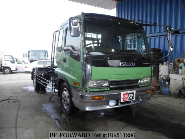 2003 ISUZU Forward