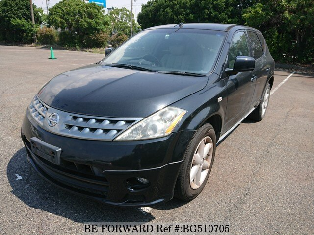 Used 2007 NISSAN MURANO BG510705 for Sale