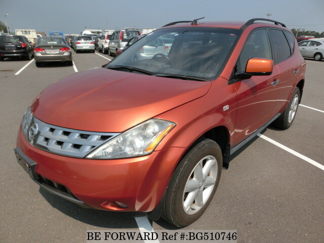 Used 2004 NISSAN MURANO BG510746 for Sale