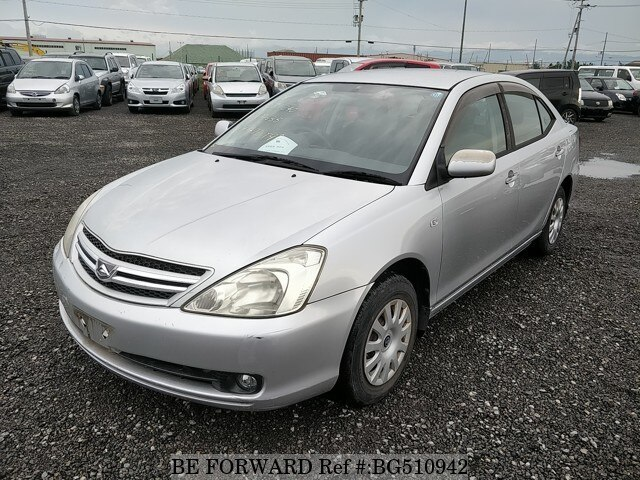 Used 2007 TOYOTA ALLION BG510942 for Sale