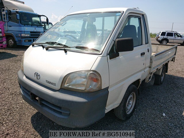 Used 2000 TOYOTA TOWNACE TRUCK BG510946 for Sale