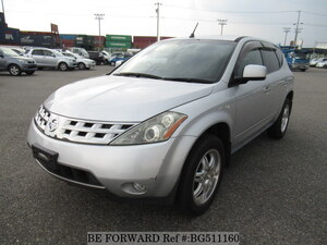 Used 2006 NISSAN MURANO BG511160 for Sale