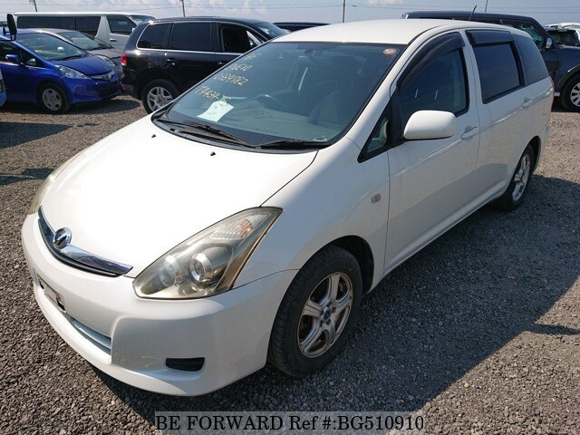 Used 2006 TOYOTA WISH BG510910 for Sale