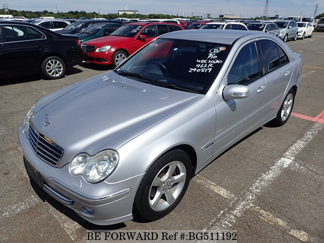 Used 2006 MERCEDES-BENZ C-CLASS BG511192 for Sale